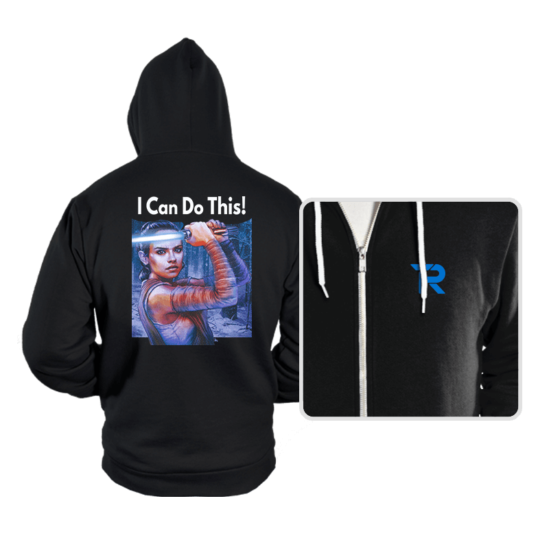 I Can Do This! - Hoodies - Hoodies - RIPT Apparel
