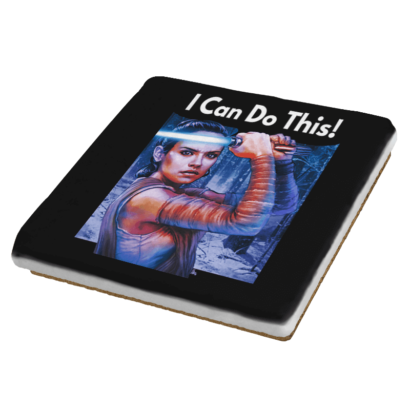 I Can Do This! - Coasters - Coasters - RIPT Apparel