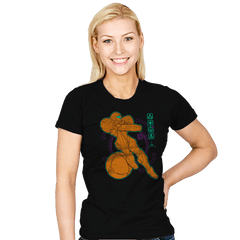 Anatomy of a Bounty Hunter - Womens - T-Shirts - RIPT Apparel