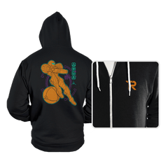 Anatomy of a Bounty Hunter - Hoodies - Hoodies - RIPT Apparel