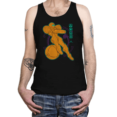 Anatomy of a Bounty Hunter - Tanktop - Tanktop - RIPT Apparel