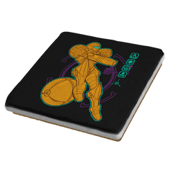 Anatomy of a Bounty Hunter - Coasters - Coasters - RIPT Apparel