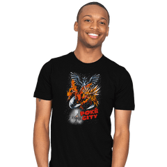Poke City - Mens - T-Shirts - RIPT Apparel