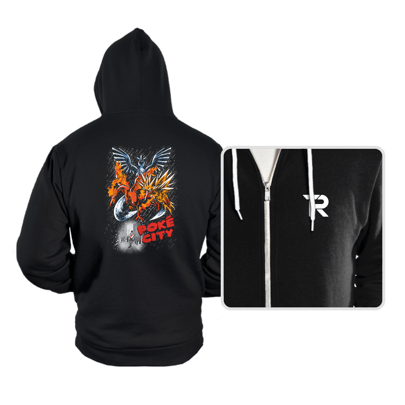 Poke City - Hoodies - Hoodies - RIPT Apparel