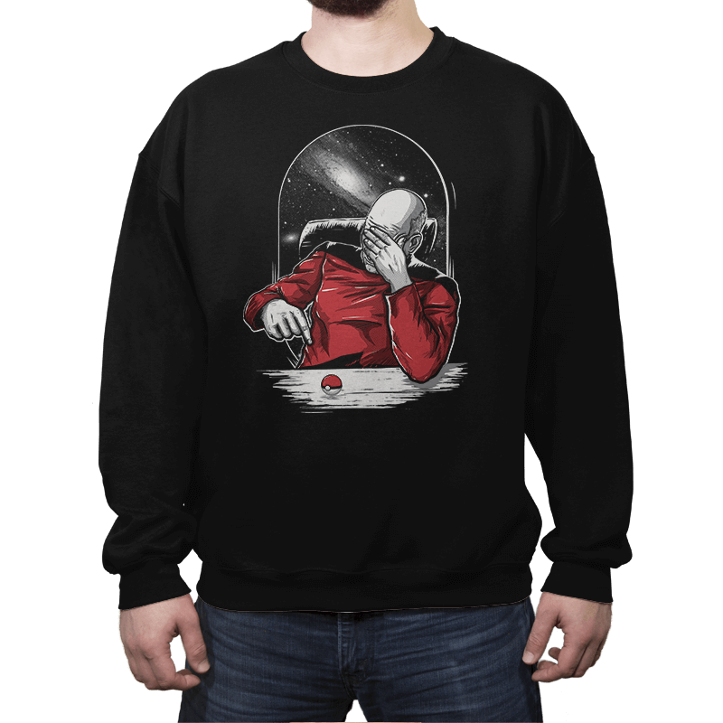 Facepalm GO - Crew Neck - Crew Neck - RIPT Apparel