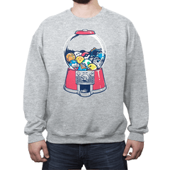 Gameball Machine - Crew Neck - Crew Neck - RIPT Apparel