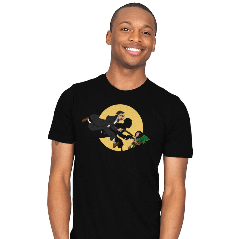 The Adventures of Leon & Mathilda - Mens - T-Shirts - RIPT Apparel