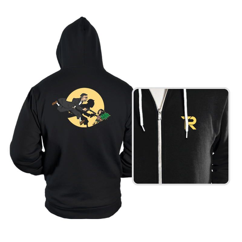 The Adventures of Leon & Mathilda - Hoodies - Hoodies - RIPT Apparel