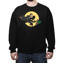 The Adventures of Leon & Mathilda - Crew Neck - Crew Neck - RIPT Apparel