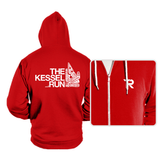 The Kessel Run - Hoodies - Hoodies - RIPT Apparel