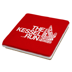 The Kessel Run - Coasters - Coasters - RIPT Apparel
