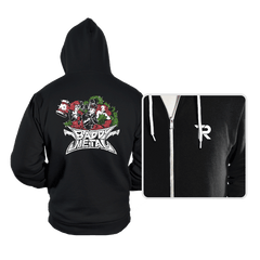 Baddy Metal - Hoodies - Hoodies - RIPT Apparel