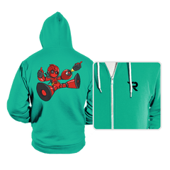 Mega Pool - Hoodies - Hoodies - RIPT Apparel