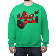Mega Pool - Crew Neck - Crew Neck - RIPT Apparel