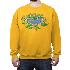 Mowing is Murder - Crew Neck - Crew Neck - RIPT Apparel