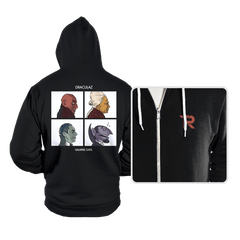 Draculaz - Vampire Days - Hoodies - Hoodies - RIPT Apparel