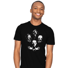 Serial Rhapsody - Mens - T-Shirts - RIPT Apparel