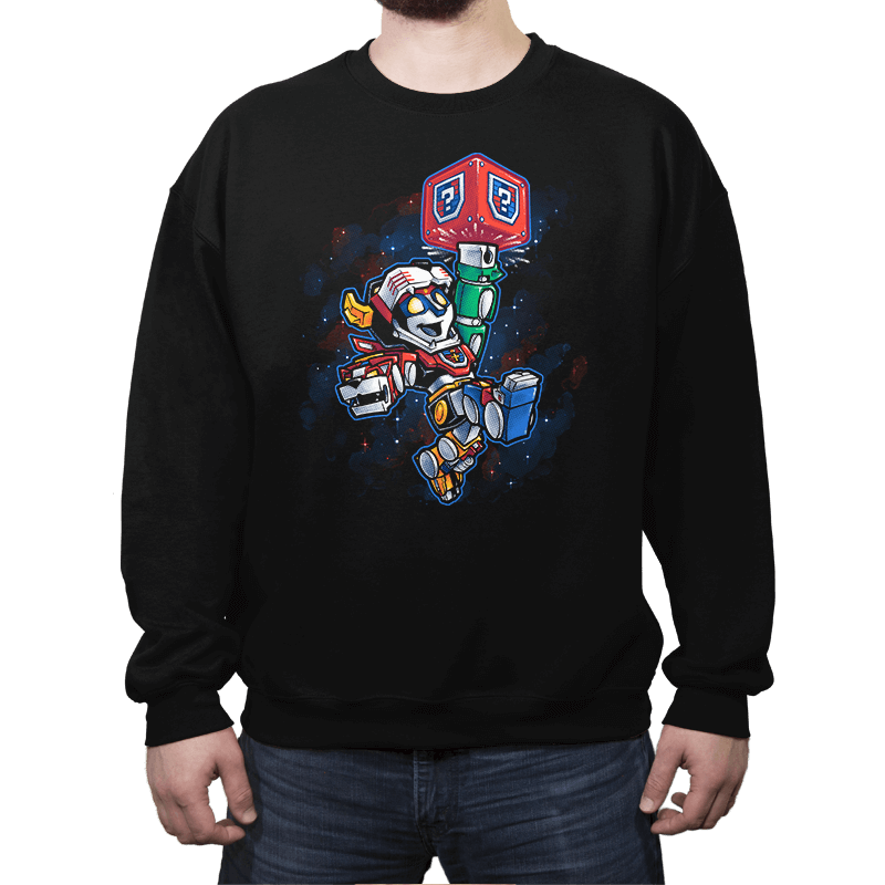 Super Lion Bros. - Crew Neck - Crew Neck - RIPT Apparel