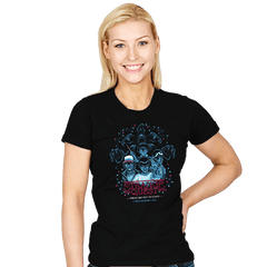 Strange Quest 1983 - Womens - T-Shirts - RIPT Apparel