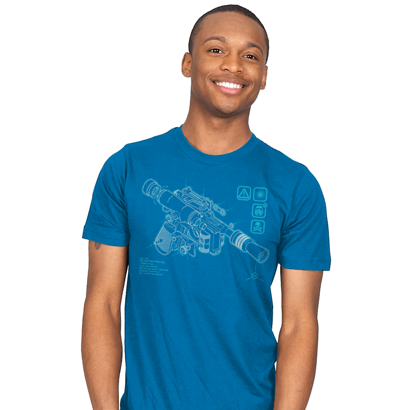 BP DL-44 - Mens - T-Shirts - RIPT Apparel