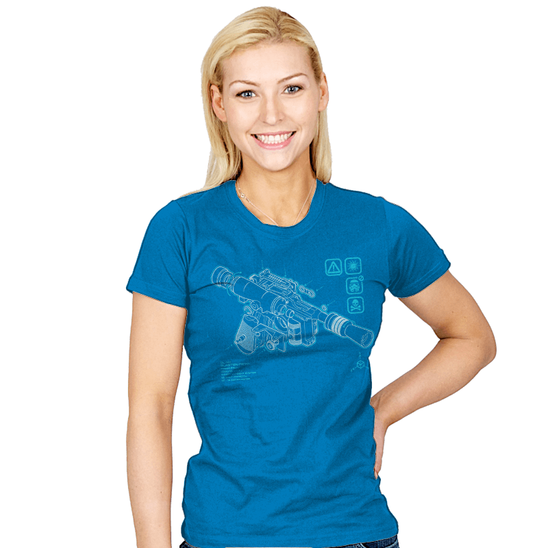 BP DL-44 - Womens - T-Shirts - RIPT Apparel