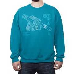 BP DL-44 - Crew Neck - Crew Neck - RIPT Apparel
