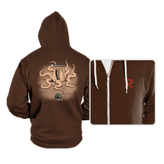 Galactic Monster Go - Pit Monster - Hoodies - Hoodies - RIPT Apparel