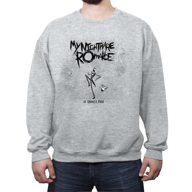 The Halloween Parade - Crew Neck Sweatshirt - Crew Neck Sweatshirt - RIPT Apparel