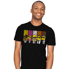 Reservoir Simpsons - Mens - T-Shirts - RIPT Apparel