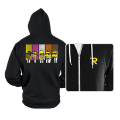 Reservoir Simpsons - Hoodies - Hoodies - RIPT Apparel