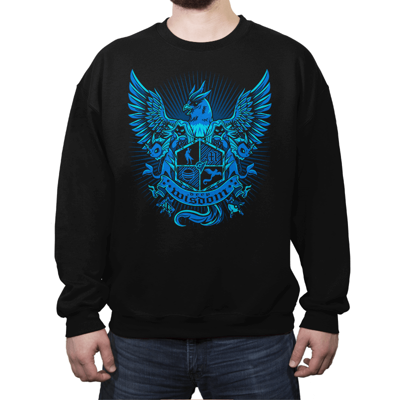 Mystical Trainer - Crew Neck - Crew Neck - RIPT Apparel