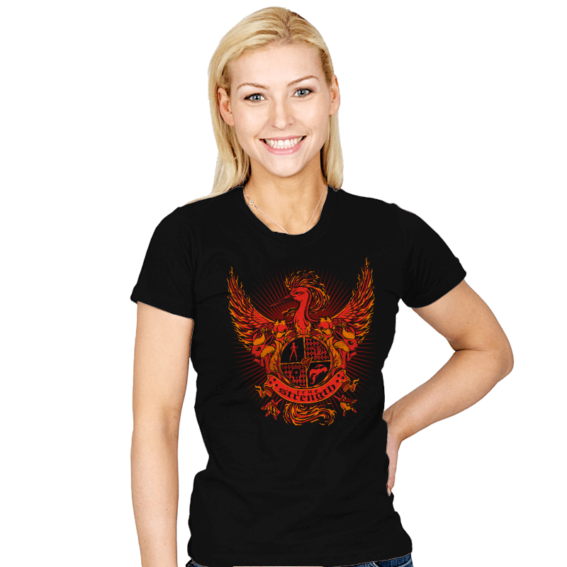 Valorous Trainer - Womens - T-Shirts - RIPT Apparel