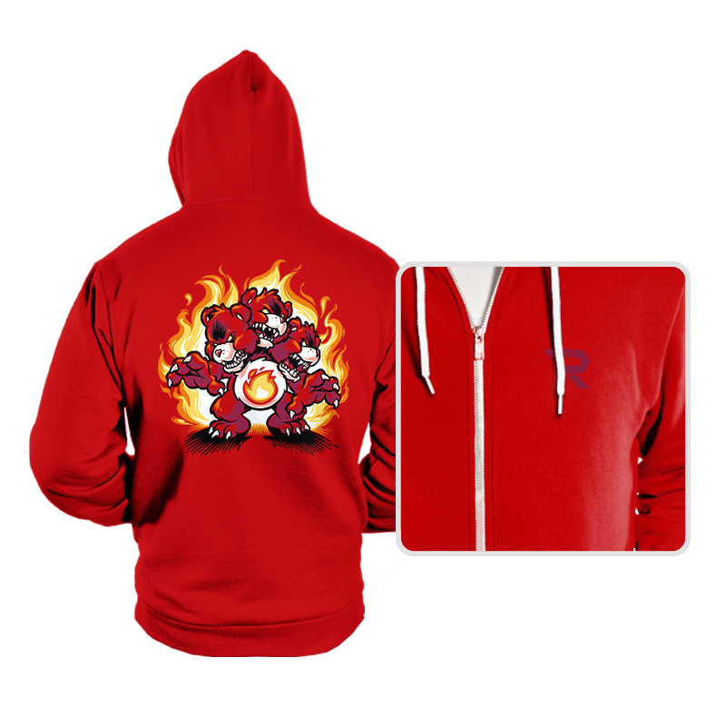 Careberus - Hoodies - Hoodies - RIPT Apparel