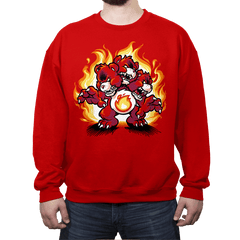 Careberus - Crew Neck - Crew Neck - RIPT Apparel