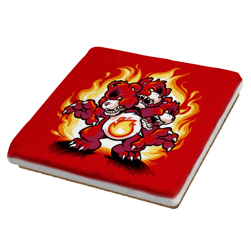 Careberus - Coasters - Coasters - RIPT Apparel