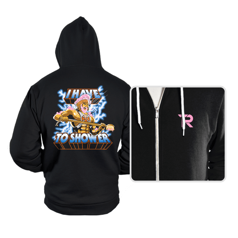 By the Shower of Greyskull - Hoodies - Hoodies - RIPT Apparel