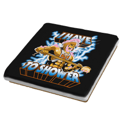 By the Shower of Greyskull - Coasters - Coasters - RIPT Apparel