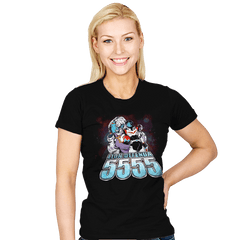 Lion Defenda 5555 - Womens - T-Shirts - RIPT Apparel