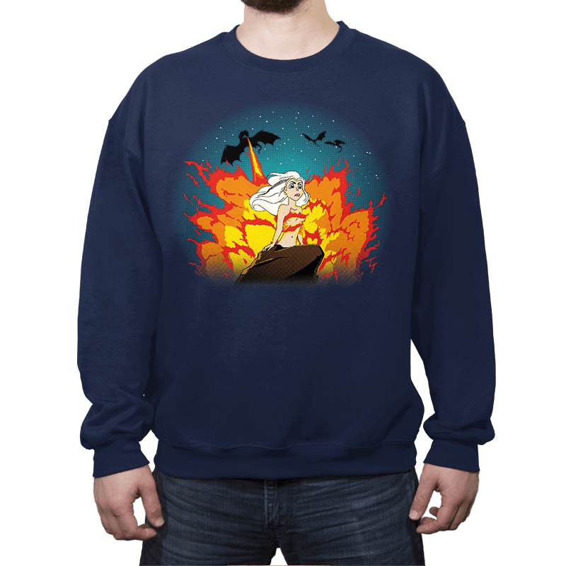 The Little Khaleesi - Crew Neck - Crew Neck - RIPT Apparel