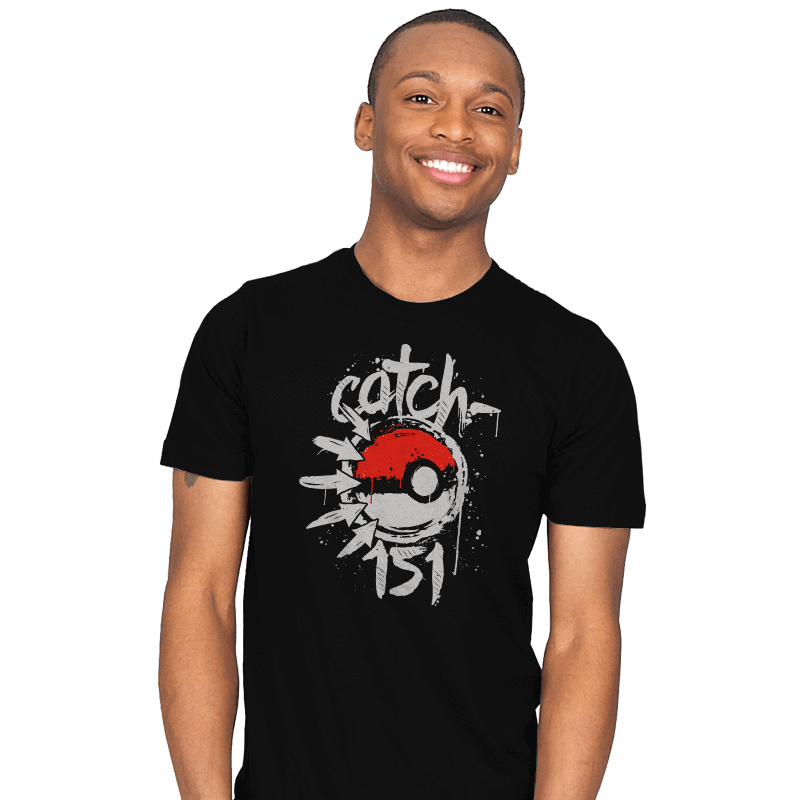 Catch-151 - Mens - T-Shirts - RIPT Apparel