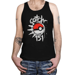 Catch-151 - Tanktop - Tanktop - RIPT Apparel