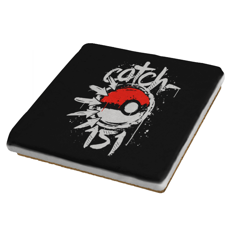 Catch-151 - Coasters - Coasters - RIPT Apparel
