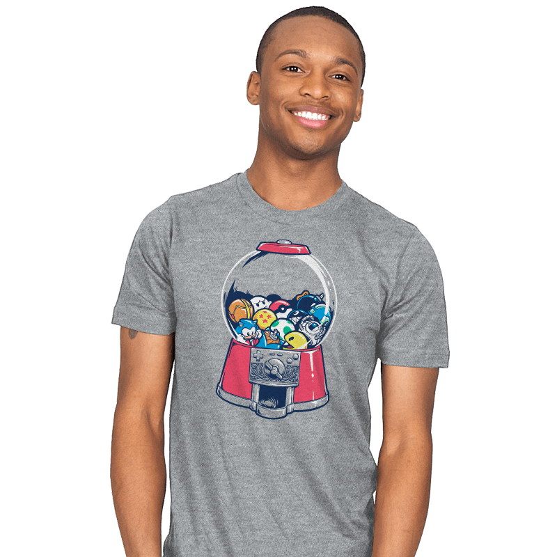 Gameball Machine Exclusive - Mens - T-Shirts - RIPT Apparel