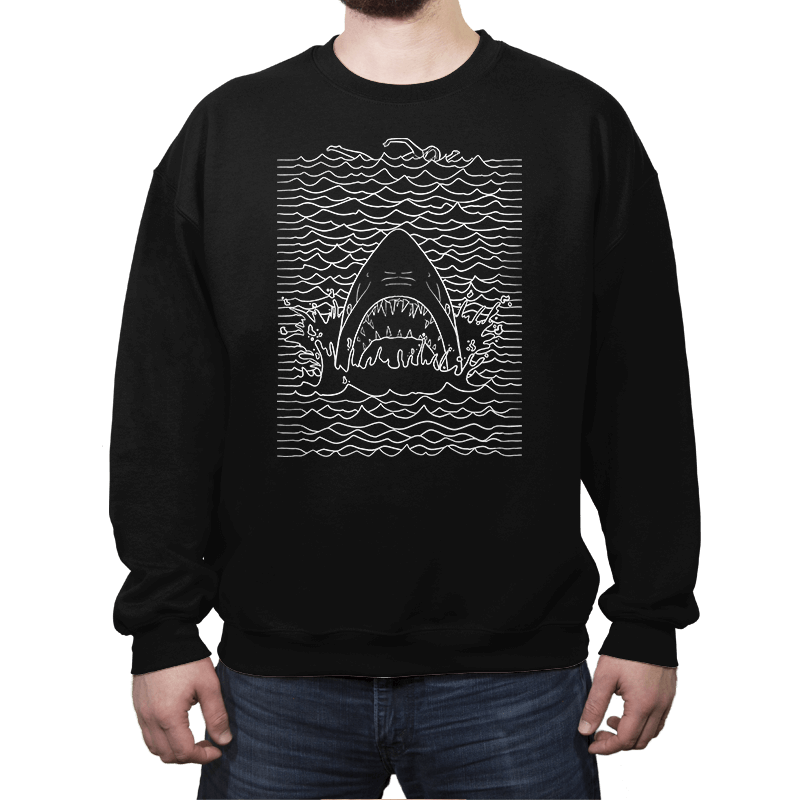 Jaw Division Exclusive - Crew Neck - Crew Neck - RIPT Apparel