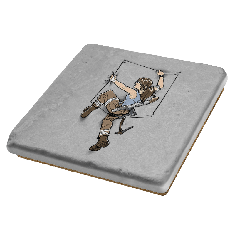 Pocket Raider Exclusive - Coasters - Coasters - RIPT Apparel