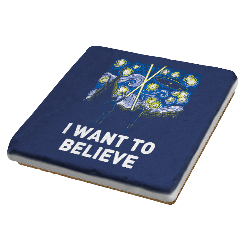 Starry Files Exclusive - Coasters - Coasters - RIPT Apparel