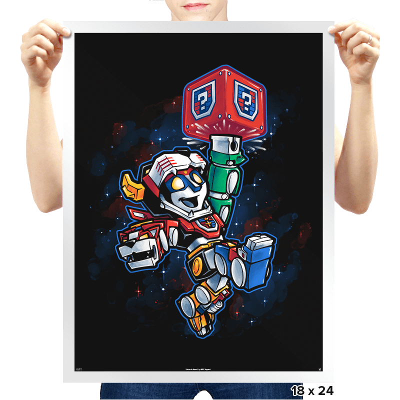 Super Lion Bros. Exclusive - Prints - Posters - RIPT Apparel