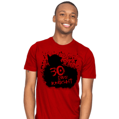 30 Days of Knight Exclusive - Mens - T-Shirts - RIPT Apparel