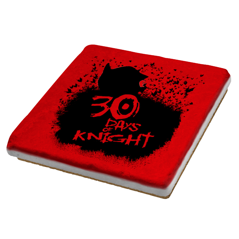 30 Days of Knight Exclusive - Coasters - Coasters - RIPT Apparel