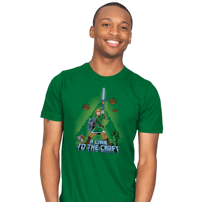 A Link To The Craft Exclusive - Mens - T-Shirts - RIPT Apparel